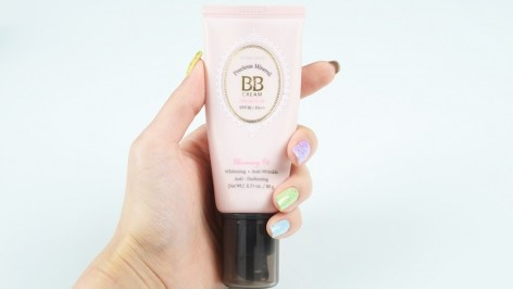 ETUDE HOUSE Precious Mineral BB Cream Blooming Fit reviewETUDE HOUSE Precious Mineral BB Cream Blooming Fit review