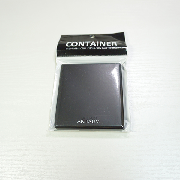 ARITAUM MONO EYES, ARITAUM EYE SHADOW Container Review