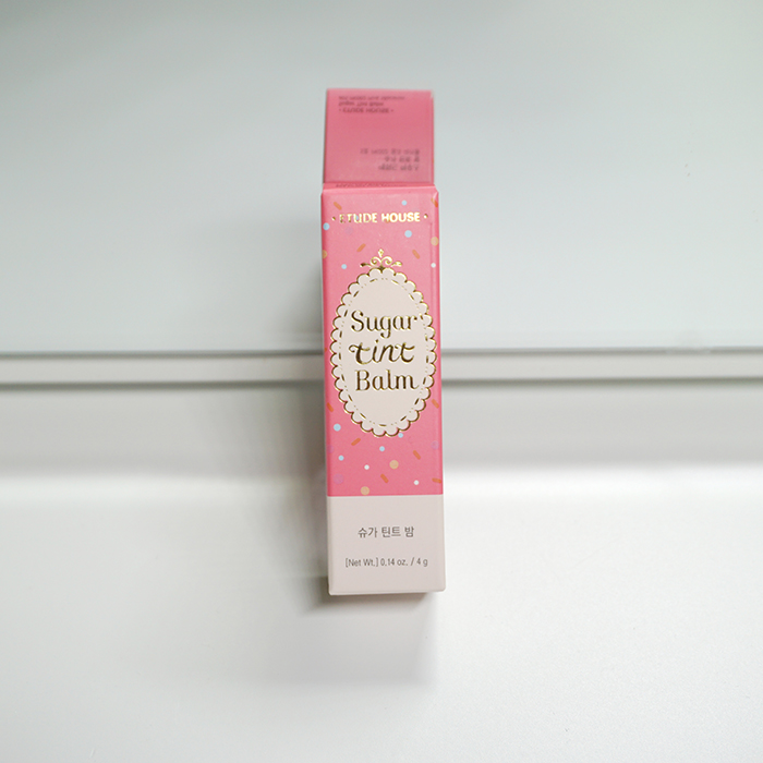 Etude House Sugar Tint Balm Review
