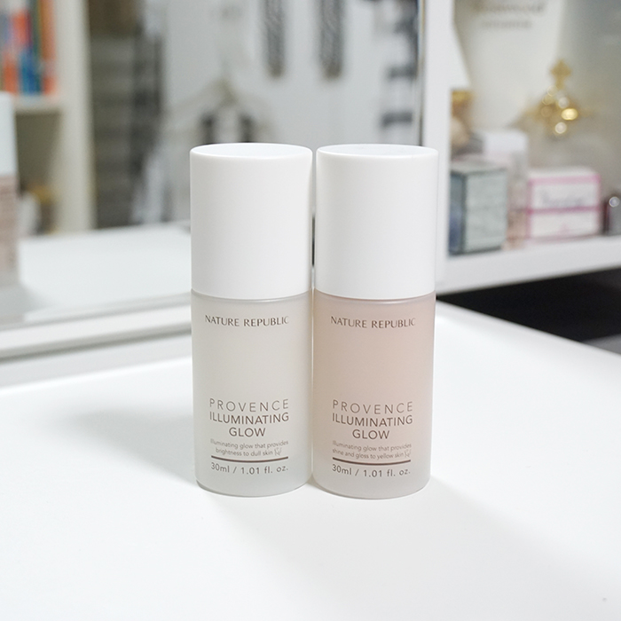 NATURE REPUBLIC PROVENCE ILLUMINATING GLOW Review