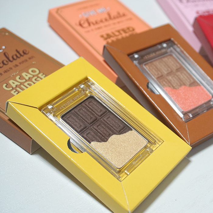 Etude House Give Me Chocolate Review