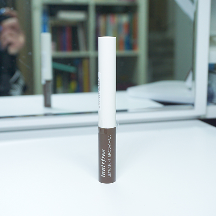 Innisfree Ultrafine Browcara REVIEW
