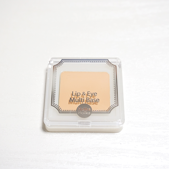 Holika Holika Lip & Eye Multi Base REVIEW
