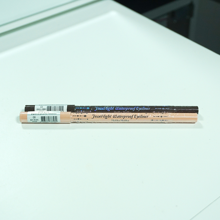Holika Holika Jewel-light Waterproof Eyeliner REVIEW