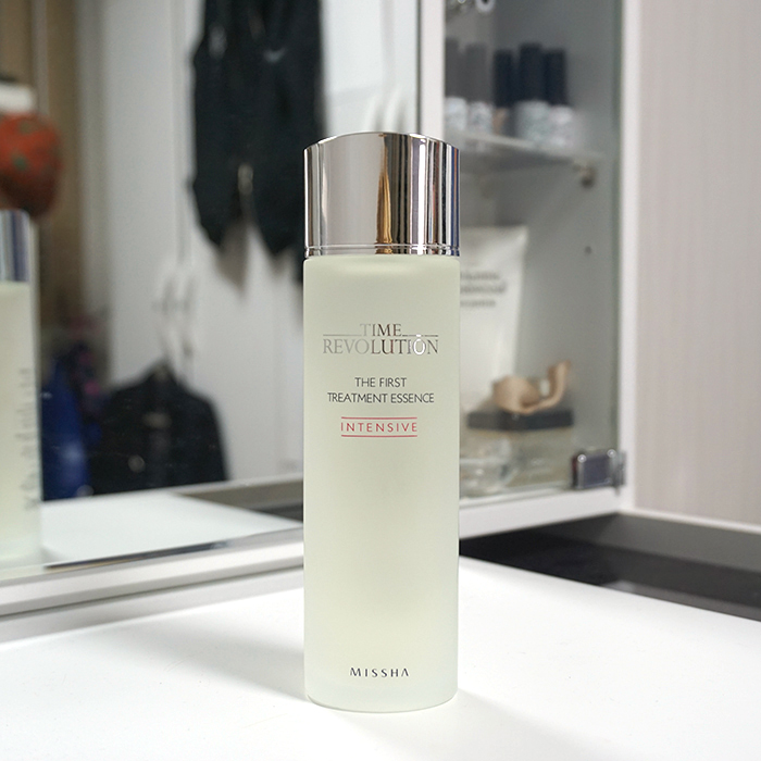 MISSHA Time Revolution The First Treatment Essence Intensive REVIEW