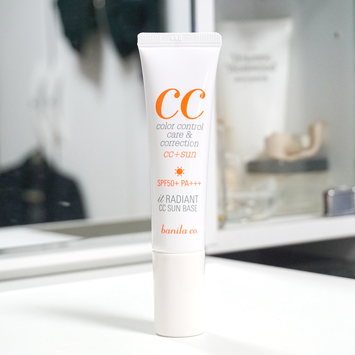 banila co. It Radiant CC Sun Base SPF50+ PA+++ REVIEW