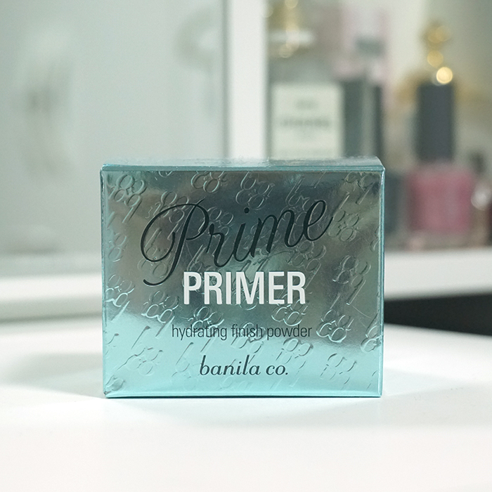 banila co. Prime Primer Hydrating Finish Powder REVIEW