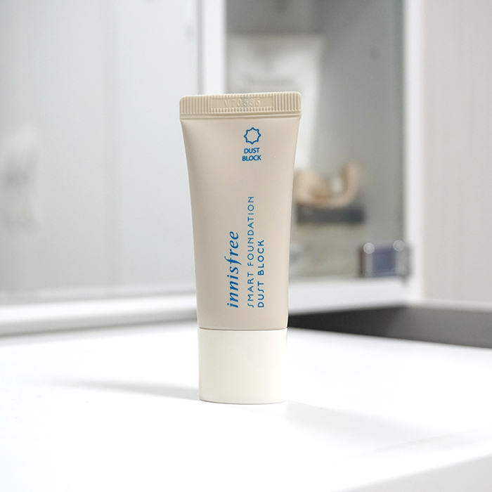 Innisfree Smart Foundation - Dust Block SPF35 PA++ REVIEW