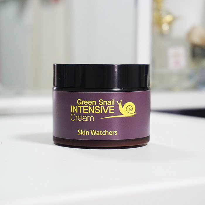 Skin Watchers Green Snail EGF Intensive Cream REVIEW