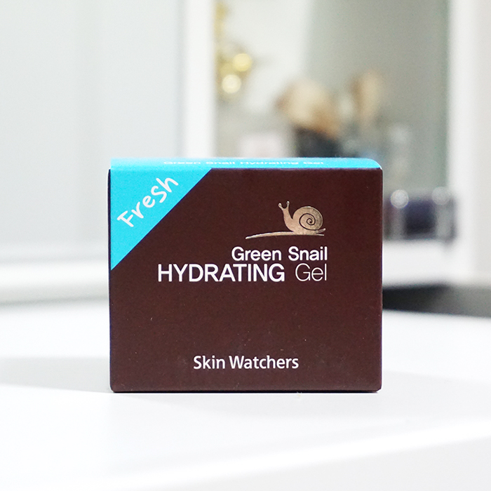 Skin Watchers Green Snail Hydrating Gel REVIEW