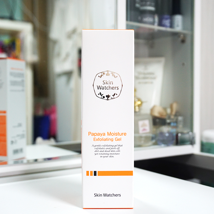 Skin Watchers Papaya Moisture Exfoliating Gel REVIEW