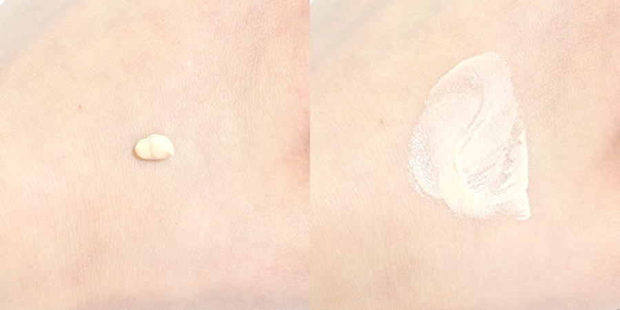 Missha Time Revolution White Cure Blanc Sun Protector review