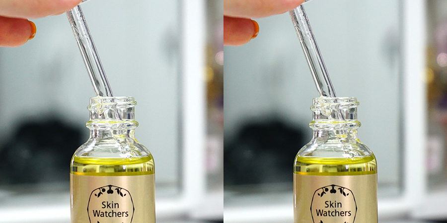 Skin Watchers Original Facial Oil review