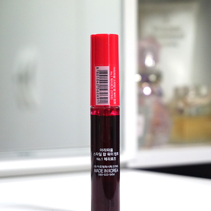 ARITAUM Style Pop Water Tint review