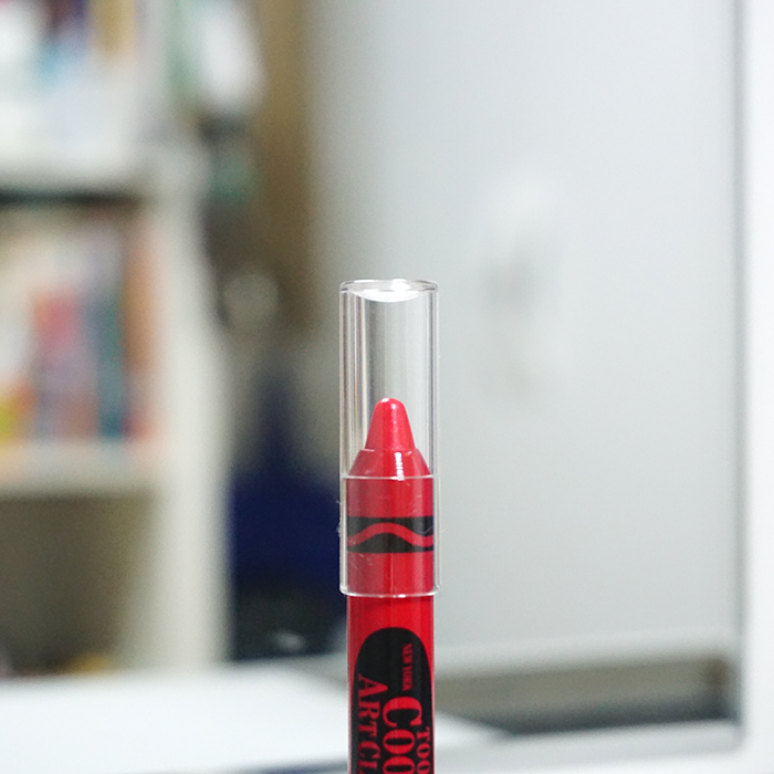 Too Cool For School Art Class Lip Crayon review