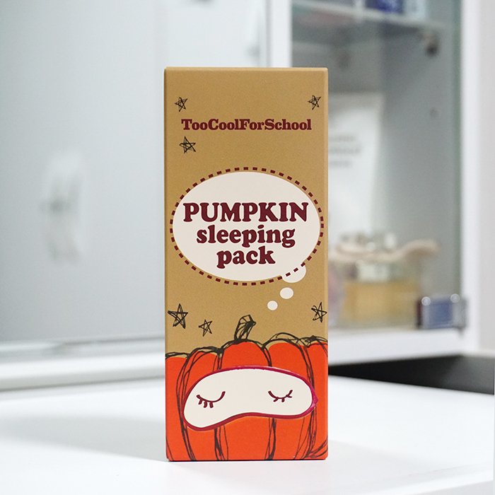 Too Cool For School Pumpkin Sleeping Pack review