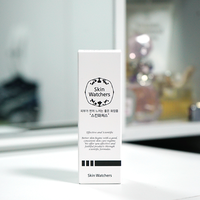 Skin Watchers Pore Control Essence review