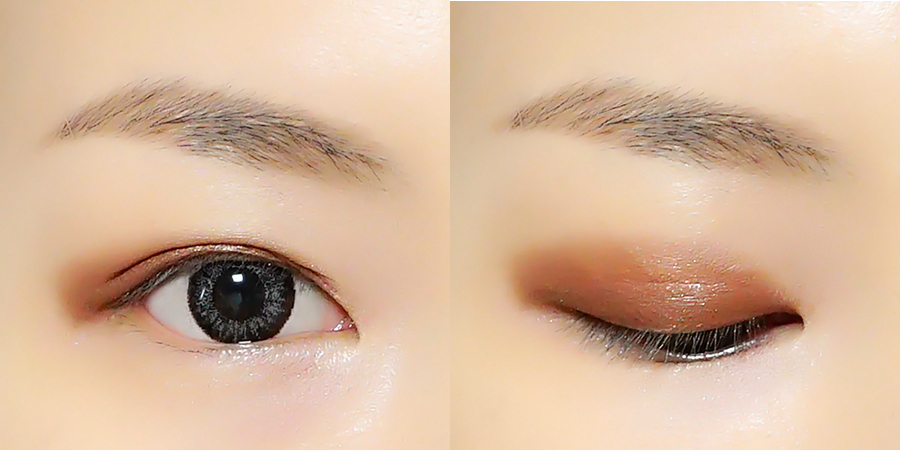 Missha Fluid Eyes review