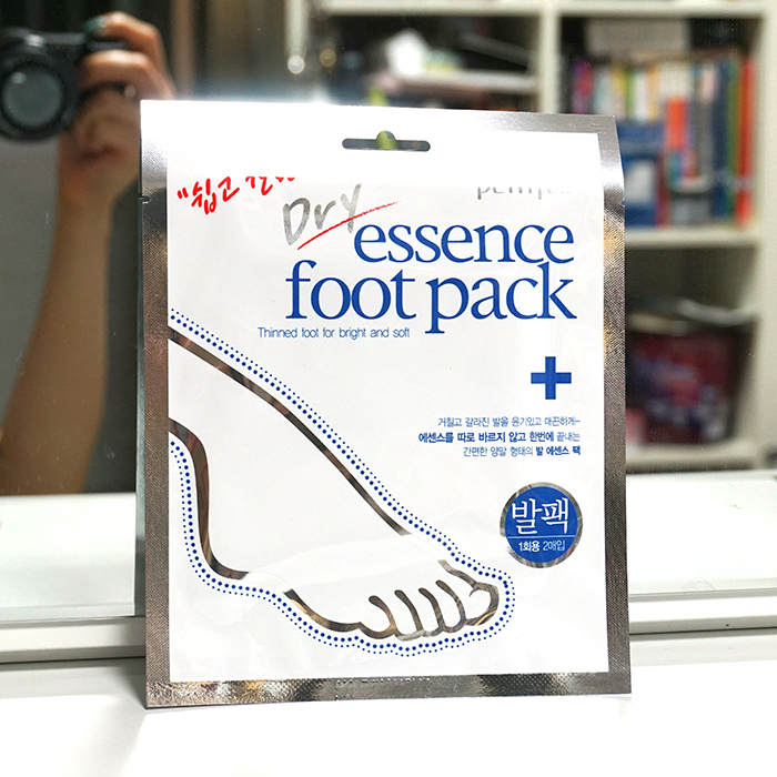 PETITFEE Dry Essence Foot Pack review