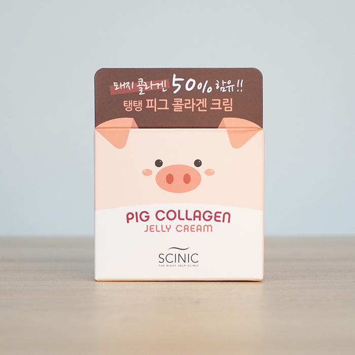 SCINIC Pig Collagen Jelly Cream review