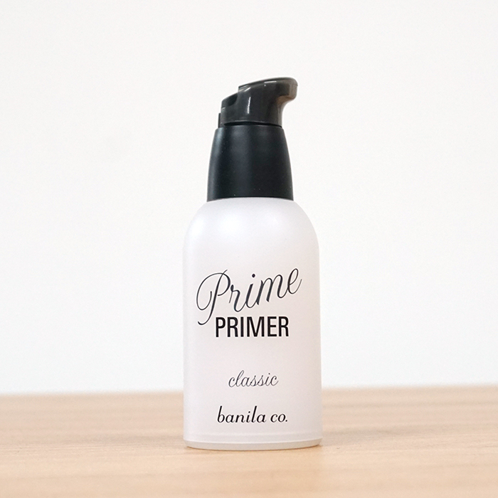 banila co. Prime Primer Classic review