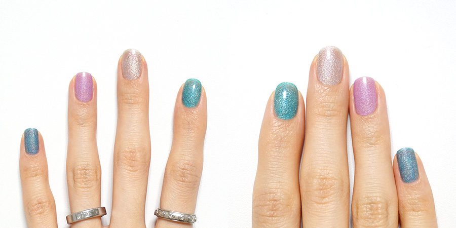 ETUDE HOUSE Bling Me Prism Play Nail review