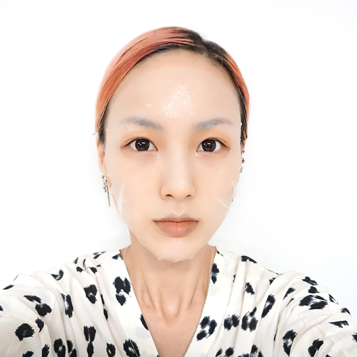 BLITHE Blue Zone Marine Intensive Mask Sea Cucumber review