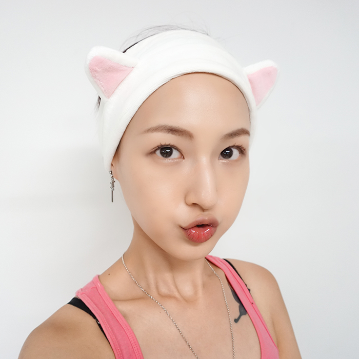 ETUDE HOUSE My Beauty Tool Lovely Etti Hair Band review