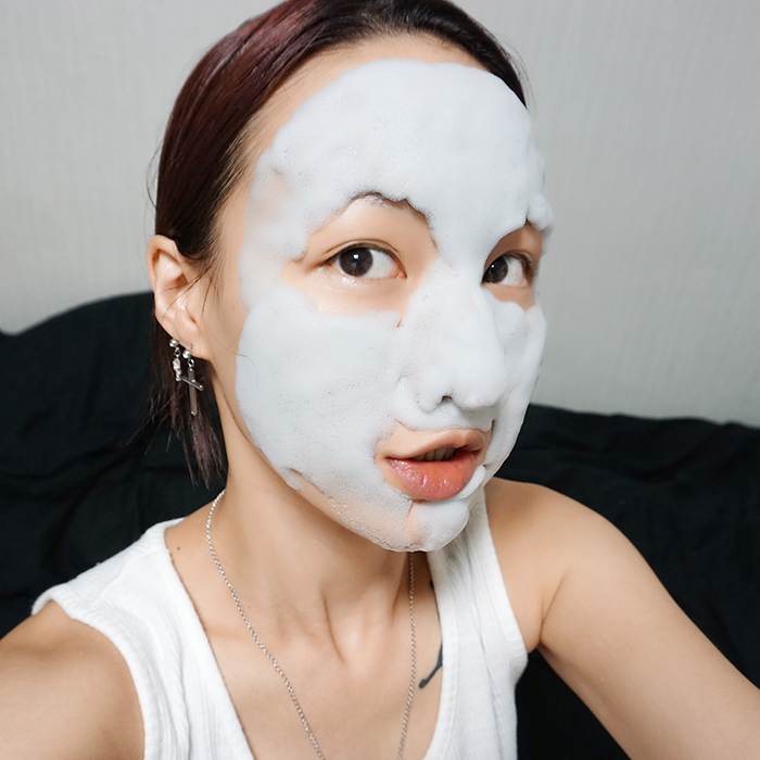 Elizavecca Carbonated Bubble Clay Mask review