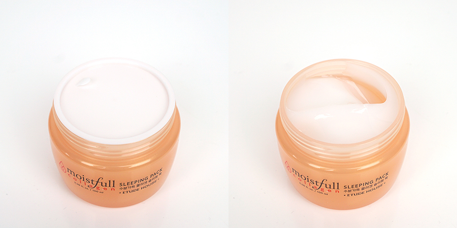 ETUDE HOUSE Moistfull Collagen Sleeping Pack review