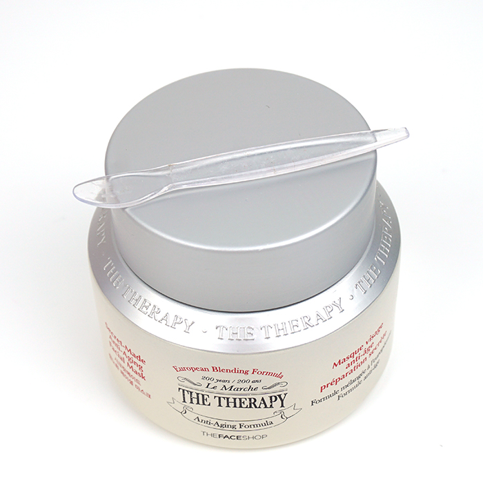 THE FACE SHOP The Therapy Secret-Made Anti-Aging Facial Mask review