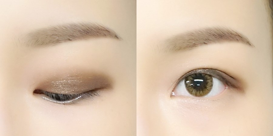 Missha 3D Luster Shadow review