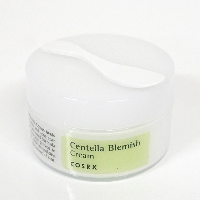 COSRX Centella Blemish Cream review