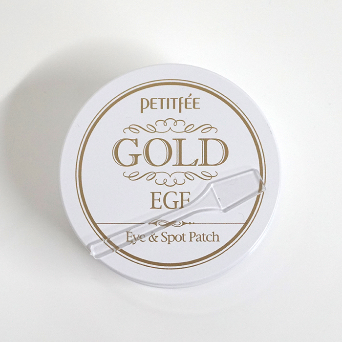 Petitfee - Gold EGF Eye Spot Patch | Korean Skin Care Products to Add to Your Beauty Regimen