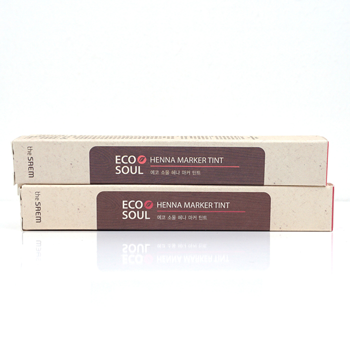 the SAEM Eco Soul Henna Marker Tint review