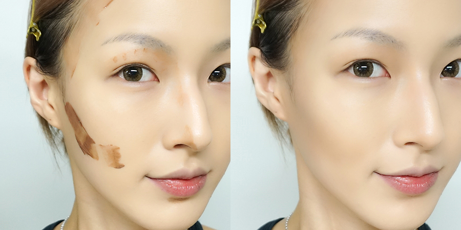 Holika Holika Face 2 Change Roller V Shading review