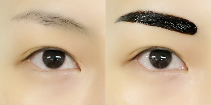 ETUDE HOUSE Tint My Brows Gel review