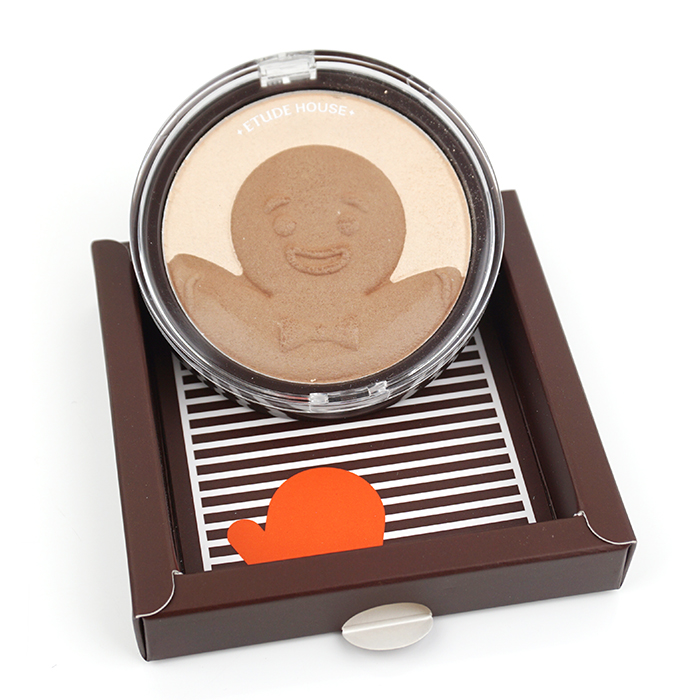 ETUDE HOUSE Snowy Dessert Ginger Contour Maker review
