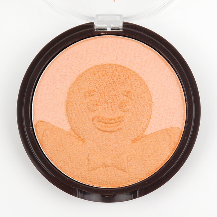 ETUDE HOUSE Snowy Dessert Ginger Cookie Blusher review