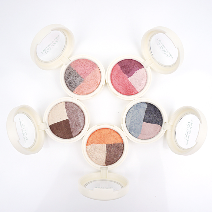 the SAEM Eco Soul Triple Dome Shadow review