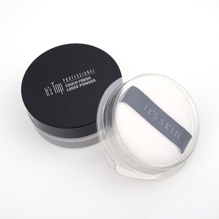 It'S SKIN It'S Top Professional Touch Finish Loose Powder review