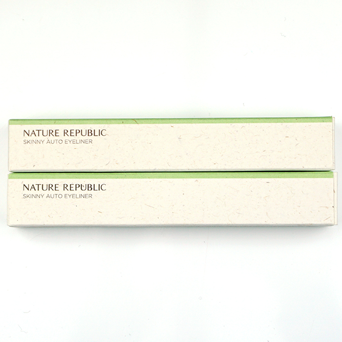 NATURE REPUBLIC Botanical Skinny Auto Eyeliner review