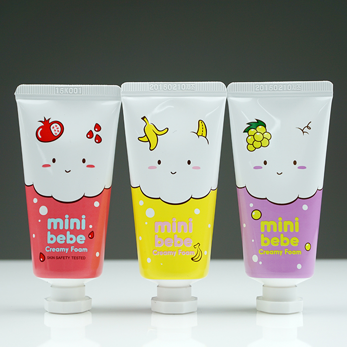 It'S SKIN Mini Bebe Creamy Foam review