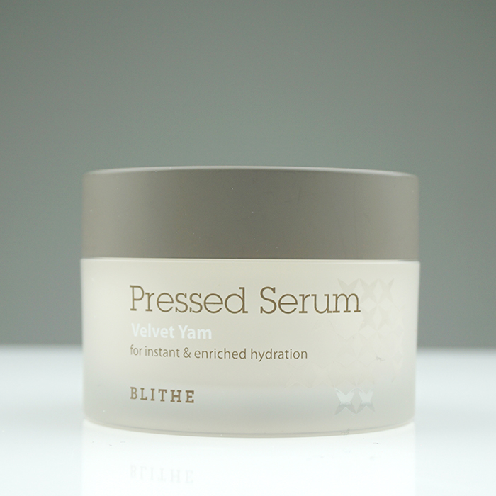 Blithe Pressed Serum Velvet Yam review