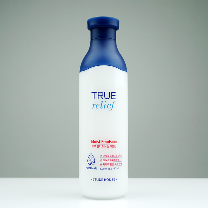 ETUDE HOUSE True Relief Moist Emulsion review