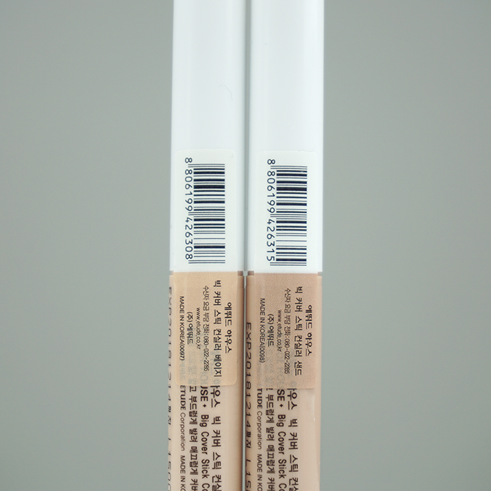 ETUDE HOUSE Big Cover Stick Concealer review
