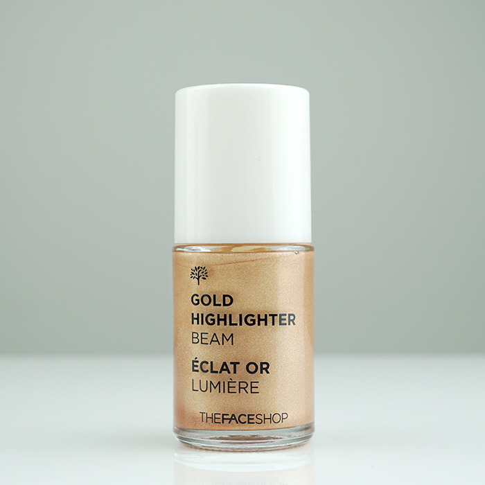 The Face Shop Gold Highlighter Beam review
