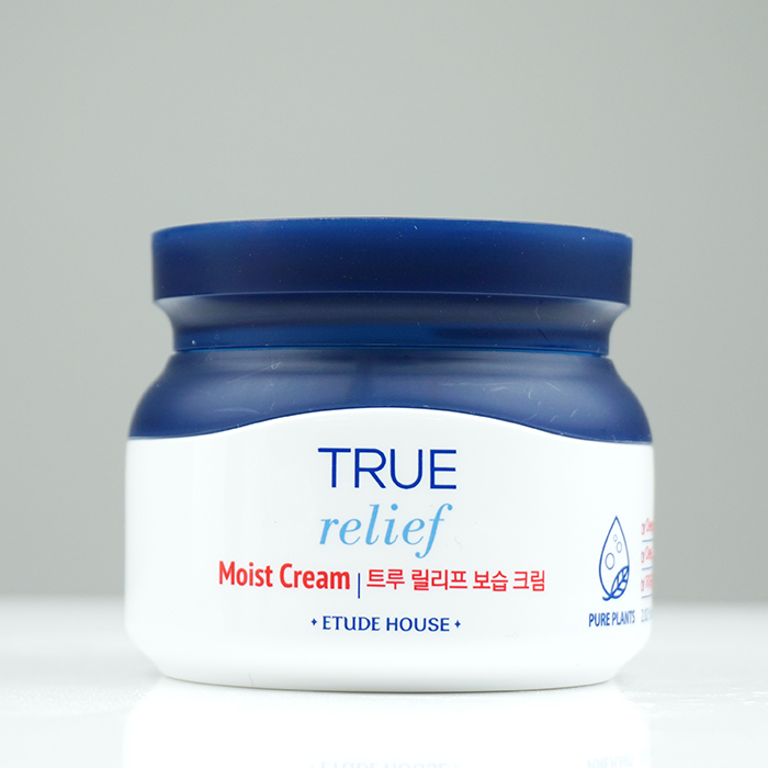 ETUDE HOUSE True Relief Moist Cream review