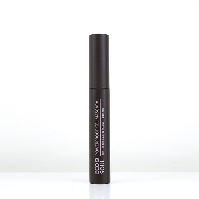the SAEM Eco Soul Powerproof Gel Mascara Volume and Las review