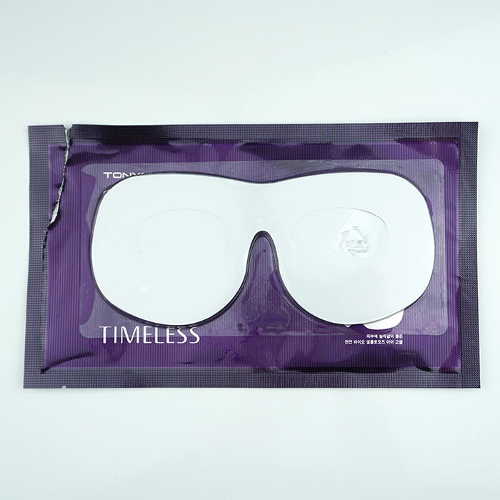 TONYMOLY Timeless GF-Factor Second Skin Eye Goggles review